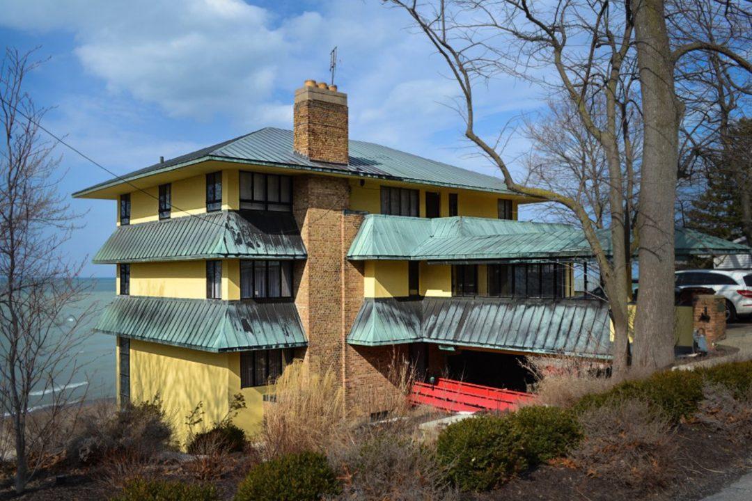 John Lloyd Wright in Northwest Indiana