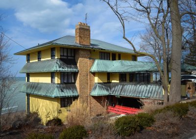 John Lloyd Wright in Northwest Indiana