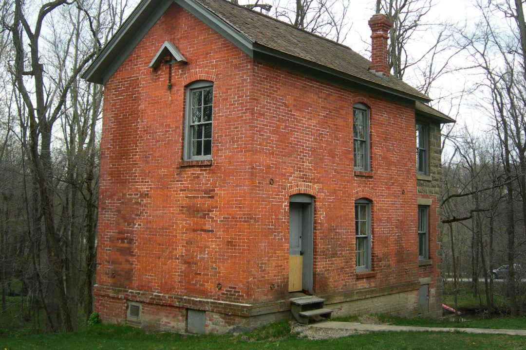 Historic American Buildings Survey, Bailey Brick House