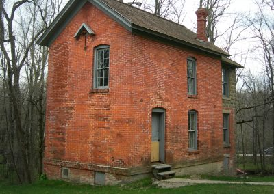 Historic American Buildings Survey, Bailey Brick House