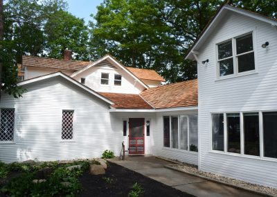 Vonnegut Cottage Restoration