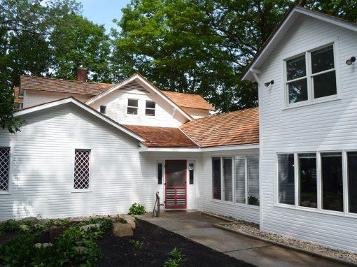 Vonnegut Cottage Restoration
