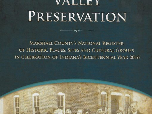Wythougan Valley Preservation Historic & Cultural Sites Guide, Marshall County